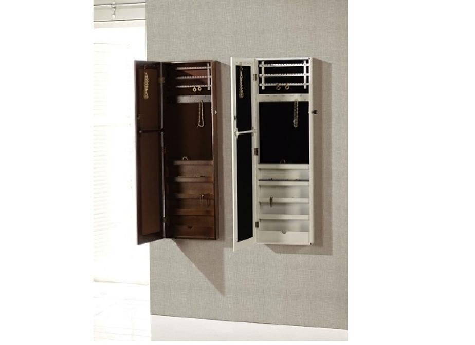 Mueble joyero espejos tocadores la cester a cester a - Como hacer puertas de armario ...