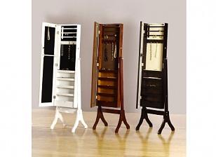 Joyero pie espejos tocadores la cester a cester a mimbrer a mobiliario de mimbre - Espejo con bombillas ikea ...
