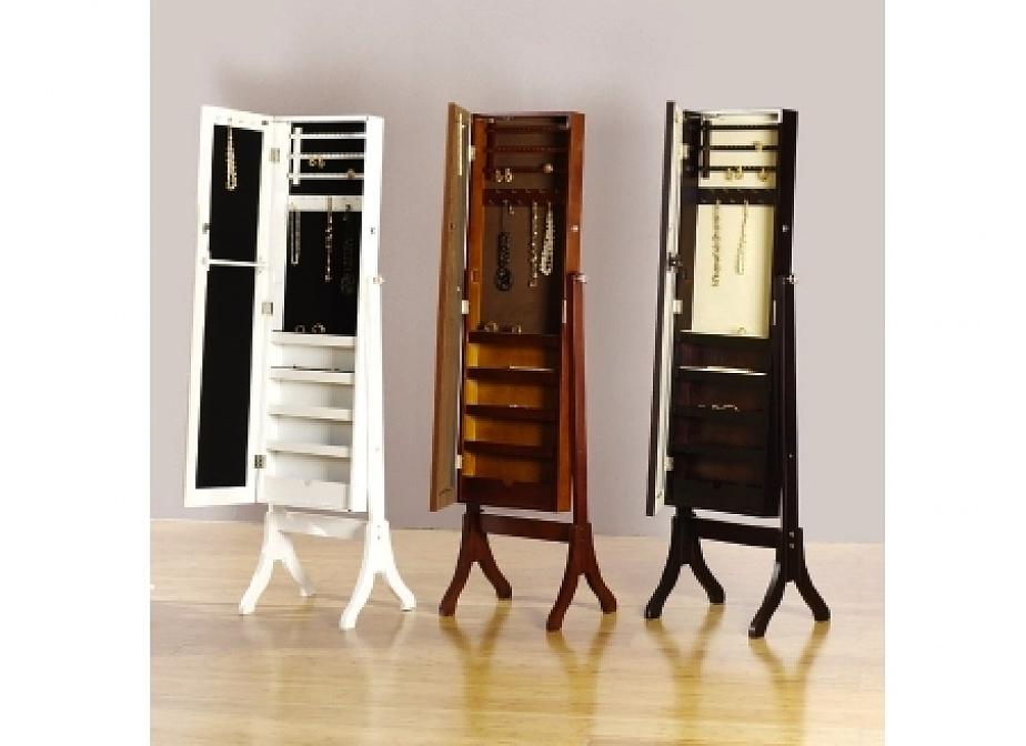 Joyero pie espejos tocadores la cester a cester a for Espejos de pie de madera