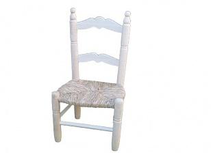 Silla enea infantil sillas la cester a cester a mimbrer a mobiliario de mimbre mobiliario - Butacas de mimbre ...