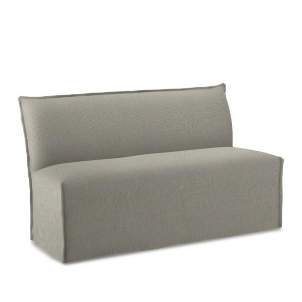 Banco tapizado office sillas y sillones la cester a cester a mimbrer a mobiliario de mimbre - Banco tapizado ...